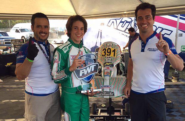 NF Piquet Sports venceu na abertura do Florida Winter Tour