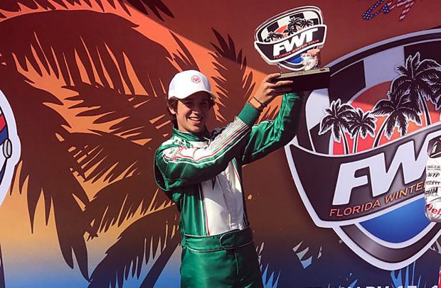 NF Piquet Sports conquistou o Vice no Florida Winter Tour