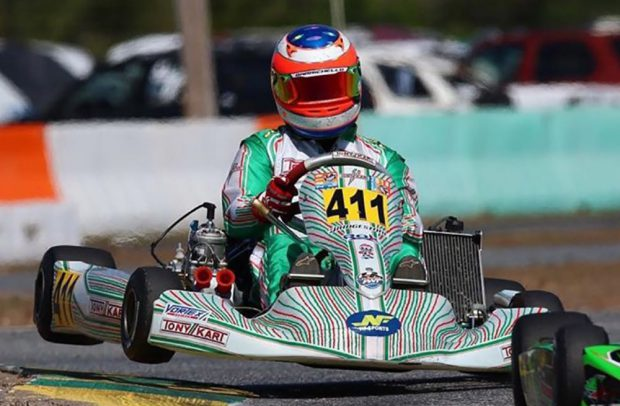 NF Sports terá Rubens Barrichello no SKUSA Supernationals