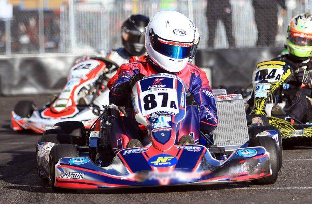 NF Sports leva ao SKUSA chassis dos campeões mundiais de kart