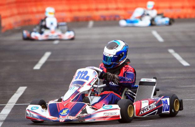 NF Sports terá 15 pilotos no XXII SKUSA Supernatioanls