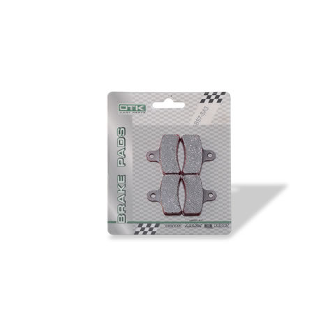 BS7 FRONT BRAKE CALIPER'S PAD (4 PCS BOX)