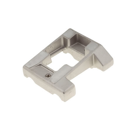AL ENGINE MOUNT 92 MM INCLINED