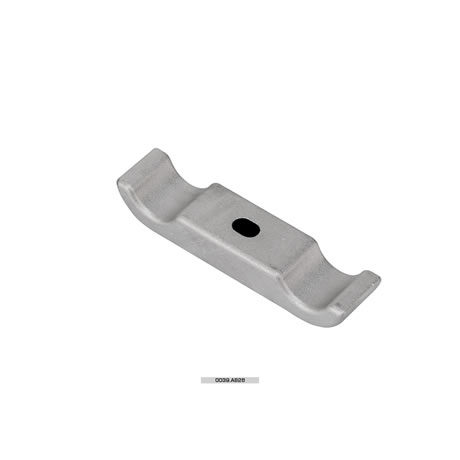AL ENGINE MOUNT BRACKET 1 SCREW 28 MM MINI-MICRO