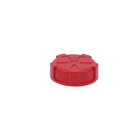 PLUG FOR FUEL TANK L3-8,5 RED